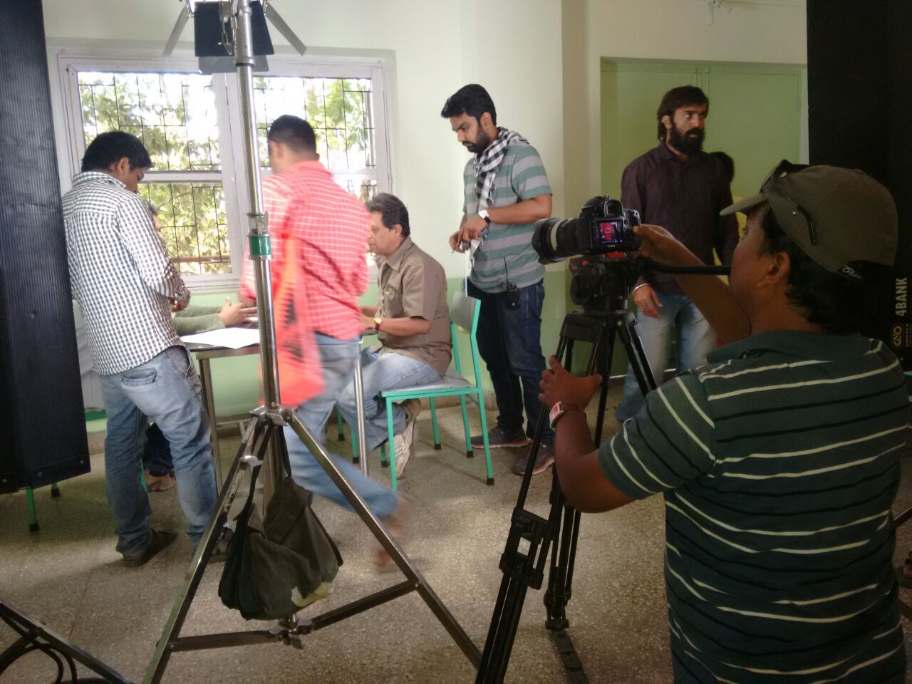 Shooting a documentary in Pune by accord production hub